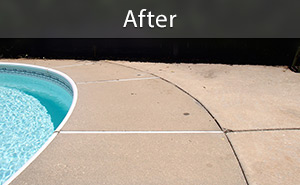 Pool Patio Repair